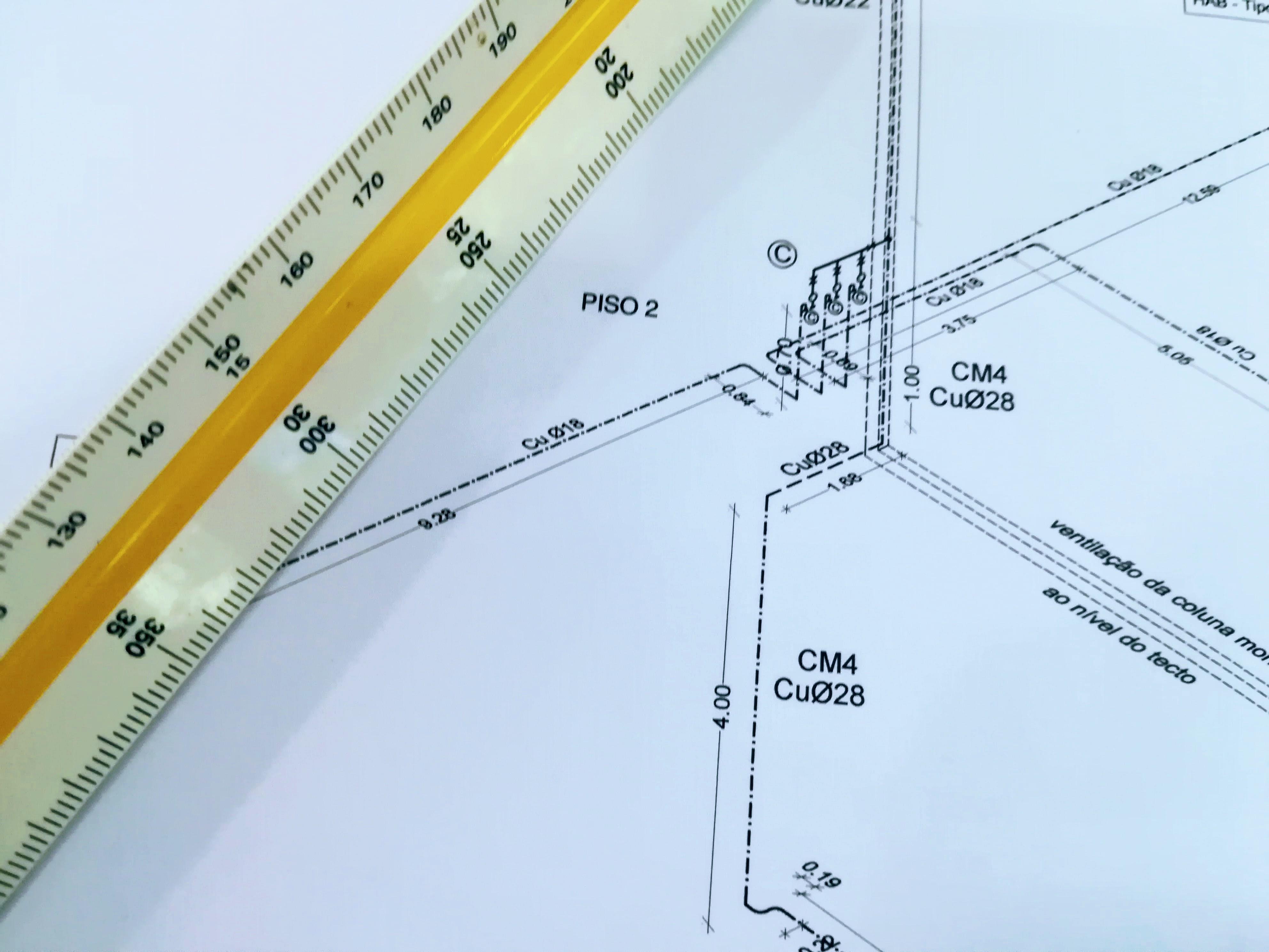 Apreciação de projetos de instalação de gás