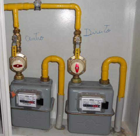 Inspeções de Instalações de Gás em Edifícios