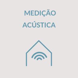 Medição Acustica